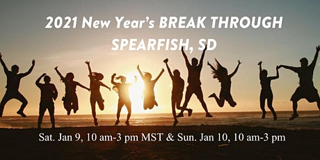 New Year's BREAK THROUGH - SPEARFISH tickets