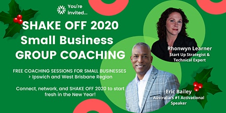 FREE Small Business Group Coaching tickets