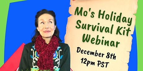 Morselicious Holiday Survival Kit Webinar tickets