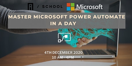 WORKSHOP: Master Microsoft Power Automate in a Day! tickets