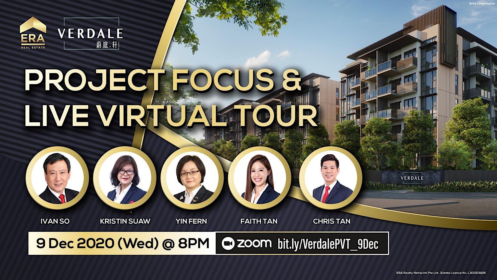 Verdale: Project Focus & Live Virtual Tour