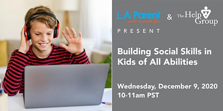 Building Social Skills in Kids of All Abilities tickets