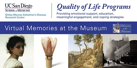 Memories at the Museum - San Diego Museum of Art tickets