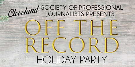 SPJ's Off the Record Holiday Party tickets