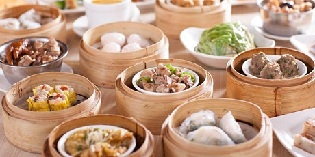 Dim Sum Outdoors In Chinatown tickets