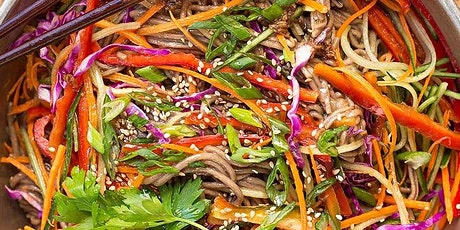 UBS - Virtual Cooking Class: Soba Noodle Salad tickets