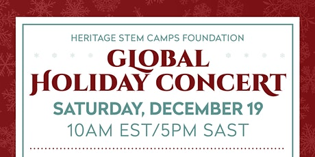 Heritage STEM Camps Foundation's Global Holiday Concert tickets
