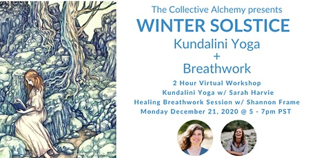 Winter Solstice - Kundalini Yoga and Breathwork tickets