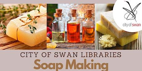 Soap Making (Ballajura) tickets