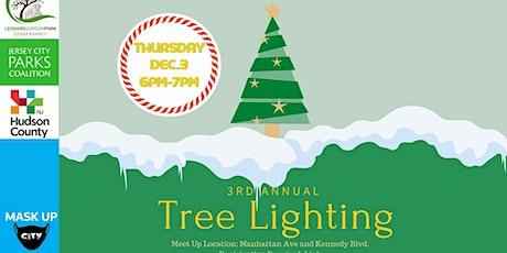 Tree Lighting tickets