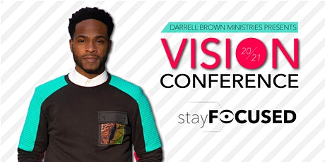 Vision Conference 2021 tickets