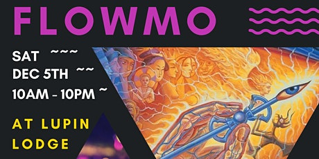 FlowMo (Free Day At Lupin Lodge) tickets
