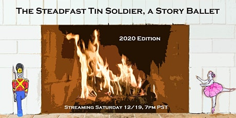 The Steadfast Tin Soldier 2020 tickets