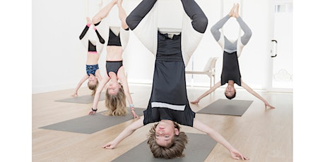 Kids Aerial Yoga Workshop (2 days) tickets
