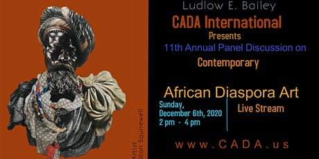 11th Annual CADA Panel Discussion on Contemporary African Diaspora Art tickets