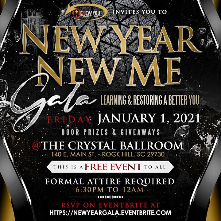 New Year New Me Gala image