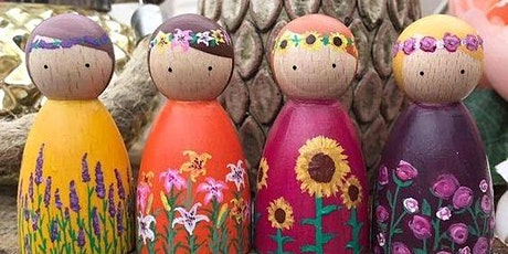 Painted Dolls School Holidays Workshop tickets