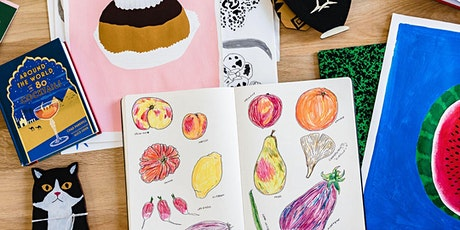 NGV Kids on Tour: Drawing Workshop tickets