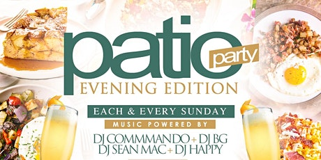 Sunday Funday Patio Party (Evening Edition) tickets