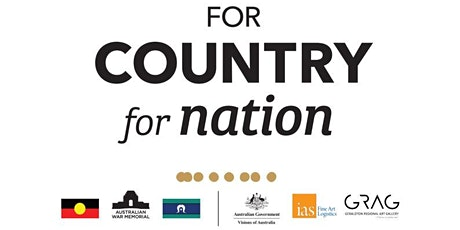 Exhibition Opening - For Country, For Nation tickets