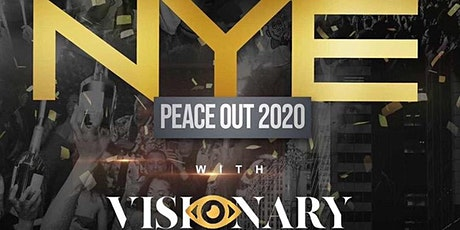 NYE For The City tickets