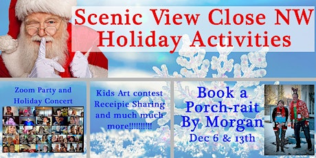 Scenic View Close Santa!!!!! (Holiday Concert, Art Contest, Craft Show) tickets