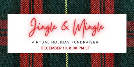 Virtual Jingle and Mingle Holiday Fundraiser Hosted by Shampz tickets