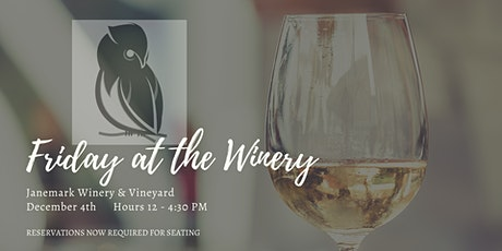 Friday at the Winery tickets
