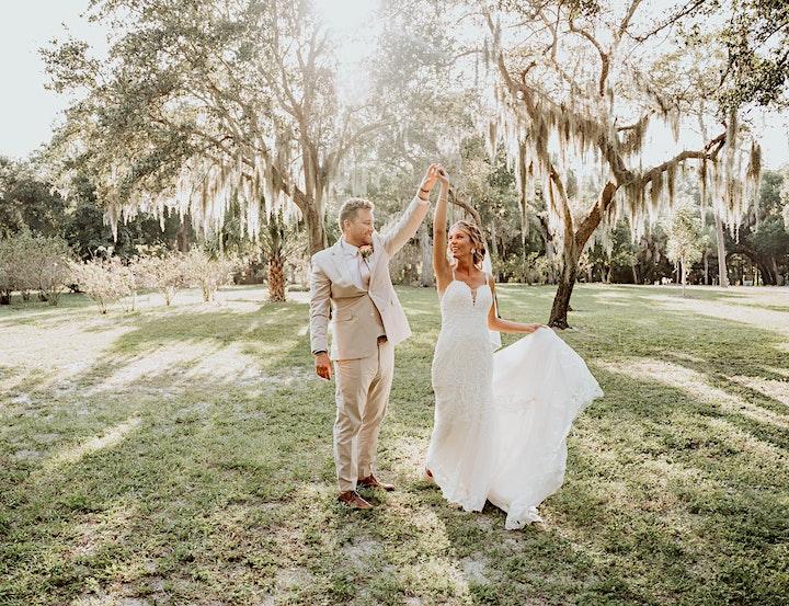 Miami Mansion Wedding Editorial image