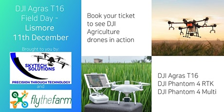 DJI Agras T16 Field Day tickets