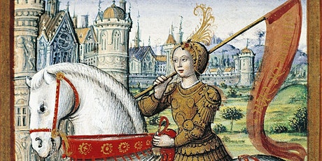 Joan of Arc and women in power in 15th century France tickets