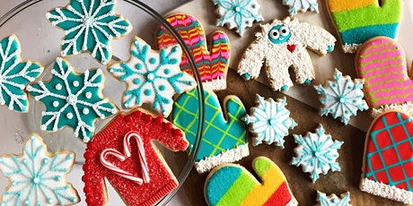 Whimsical Winter Virtual Cookie Decorating Class tickets