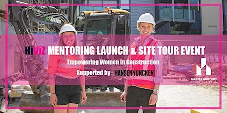 HiViZ Mentoring Launch & Site Tour Event tickets