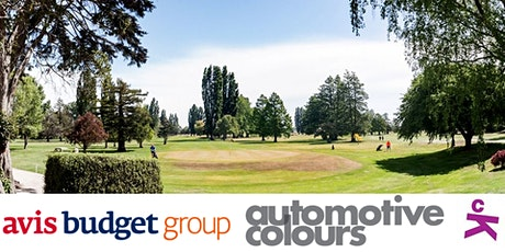 Avis Budget Group & Automotive Colours Charity Golf Day for Cure Kids tickets
