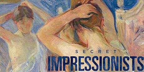 Art on Screen: Secret Impressionists tickets