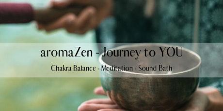 aromaZen - Journey to YOU tickets