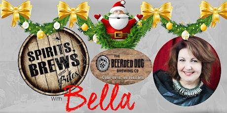 Holiday Brews & Bites with Psychic Medium Bella tickets