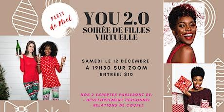 You 2.0 Édition Party de Noël billets