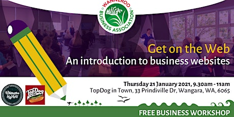Business Workshop - An Introduction to Business Websites tickets