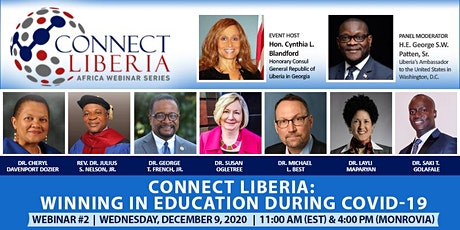 Connect Liberia: Winning in Education During COVID-19 tickets