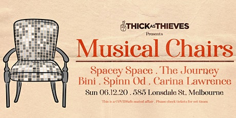 Musical Chairs w/ SPACEY SPACE + THE JOURNEY tickets