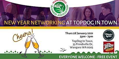 Business Networking Perth - Sundowner, Wangara tickets