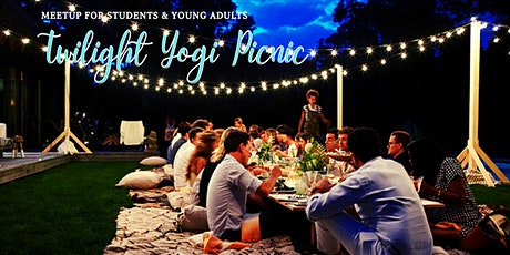 Twilight  Yogi Picnic - Meet Up for Students & Young Adults tickets
