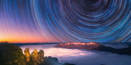 Understanding Star Trail Photography with Heesoo Chung | Online Workshop tickets