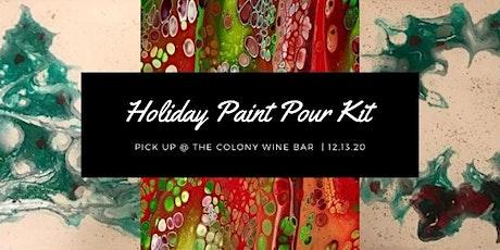 Holiday Craft Kit tickets