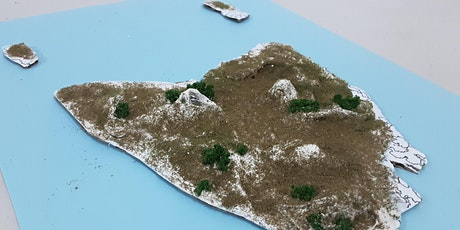 3D Tasmania Map @ Longford Library tickets
