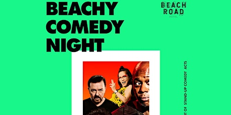 Beachy Comedy Night 4.0 tickets