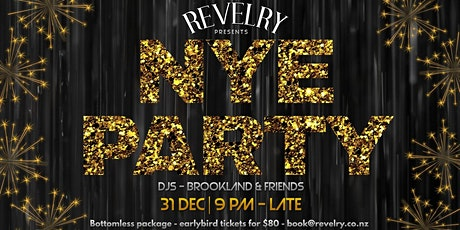 Revelry New Years Eve Party tickets