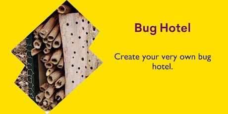 Summer Holiday Program - Bug Hotel tickets