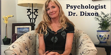 How to Grow Stronger in Love - couples therapist Dr. Dixon offers advice tickets
